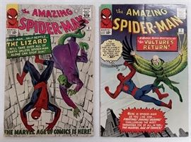 The Amazing Spider-Man Issues #6&7