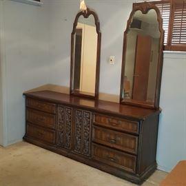 Lane Triple Dresser