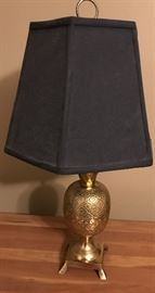 brass accent lamp