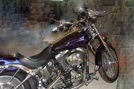 2006-07 Harley Davison Soft -Tail Custom Motorcycle