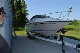 Sea Ray Cuddy CABIN 1990 454 Motor