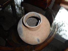 Indian Artifact - Clay Pot