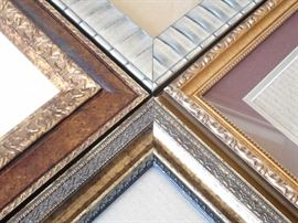 LOADS OF QUALITY PICTURE FRAMES