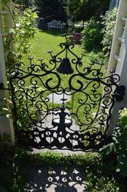MacKenzie-Childs Mrs. Powers Garden Gate (Forged Iron)