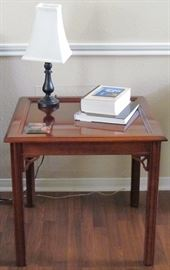 Cherry Square Occasional Table