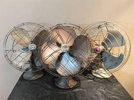 Vintage Fans