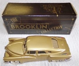 1948 Tucker Torpedo by Brooklyn Models