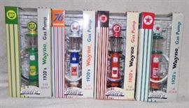 1920s Wayne Gas Pumps 125 Scale