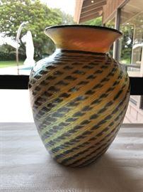 Large Lundberg Studios vase