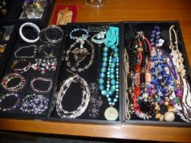 BEACELETS AND NECKLACES