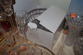 Mikasa serving bowl
