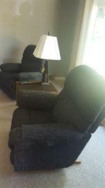 Recliner chair - $75