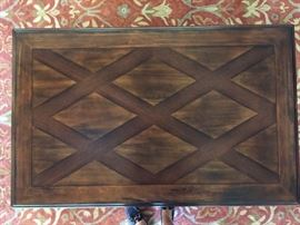 Gorgeous solid wood coffee table