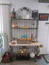 Baker's Rack by Collezione