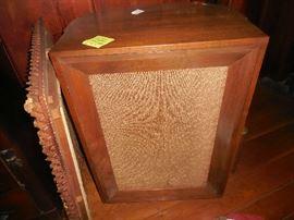 Pair Vintage Altec Speakers