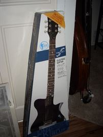 New in Box Electric Guitar - gift for the budding musician
