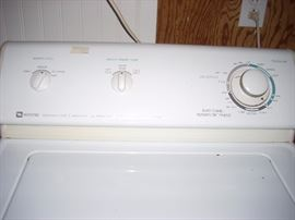 Control Panel of washer