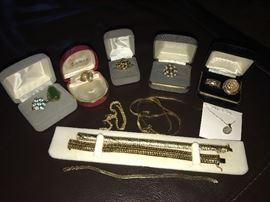 Fine Jewelry - 10KT & 14KT