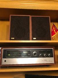 Pioneer Reverberation Stereo and original speakers XS-9000