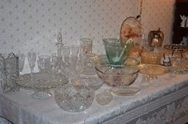 Beautiful Collectible Glassware!