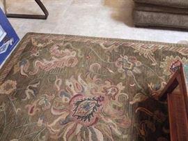 area rug - wool