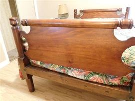 Footboard of Bed