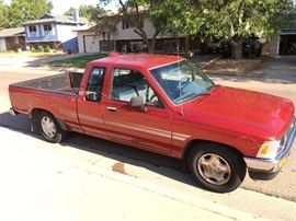 1994 Toyota Supercab Truck, Only 97,800 miles!