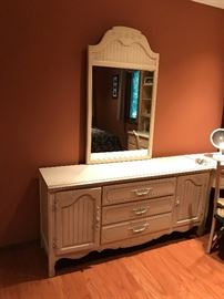 Bedroom Sets with Matching Mirror  Furniture  Once and Again Consignment  Madison Montville NJ