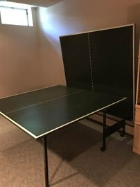 Ping Pong Table  Furniture  Once and Again Consignment  Madison Montville NJ