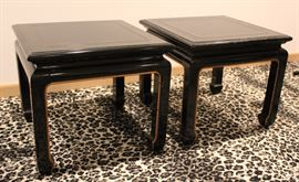 chinese laquer tables