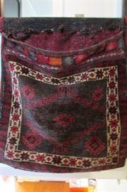 Baluch Saddlebags Jamshidi Tribe Afganistan 2.8 X 6.7