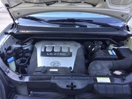 Look under the Hood, V6 2700 Engine