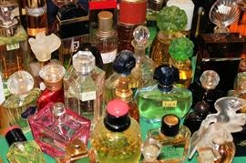 Tons of Parfum and Colognes