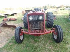 International Harvester Tractor