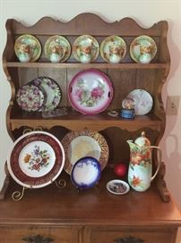 Antique and contemporary china