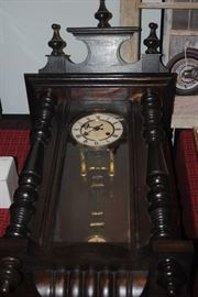 Great German wall clock