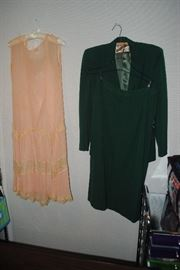 Vintage womans clothing