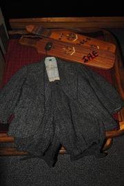 1920's Wool child's boys clothing.