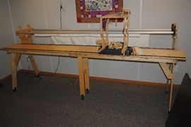 Gracie Queen/Twin long arm quilting frame