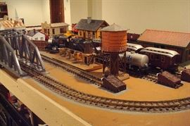Additional photo LBG train layout.