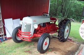 1951 FORD 8N Tractor - Completely Restored