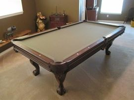 Beach Billiards Gus Adams Collection pool table