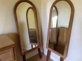 Mirrors for dresser