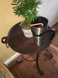 The Gifted Gardener end table