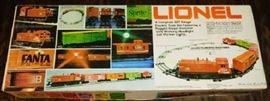 Lionel Train Set, Unopened, No. 6-1463