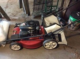As new Toro Mower.