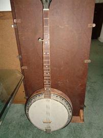 Fantastic Banjo!