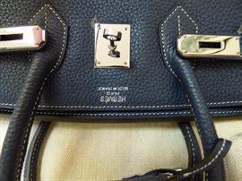 Hermes Birkin handbad