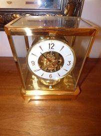 Le Coultre mid century clock