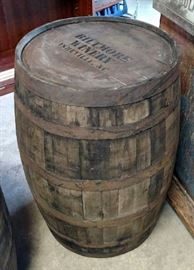 Large Wine Barrel  (Biltmore Winery?)